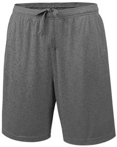Baw Youth Xtreme-Tek Heather Workout Shorts