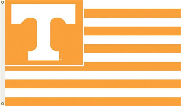 NCAA Tennessee Volunteers 3-by-5 Foot Big Orange Country Flag With Grommets