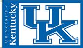 COLLEGIATE Kentucky Wildcats 3' x 5' Flag