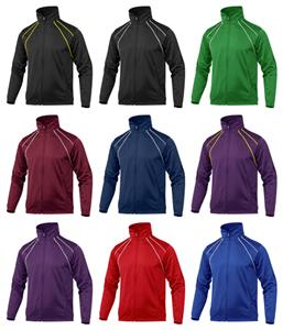 Baw Men's Dual Line Tricot Outerwear Jackets