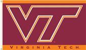 COLLEGIATE Virginia Tech Hokies 3' x 5' Flag
