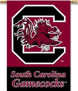 "COLLEGIATE South Carolina 2-Sided 28"" x 40"" Banner"