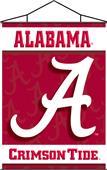 COLLEGIATE Alabama Indoor Banner Scroll