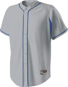 8edd9811f58 Holloway Ignite Faux Full Button Custom Baseball Jerseys - Baseball ...