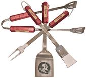 Collegiate Florida State 4-Piece BBQ Set