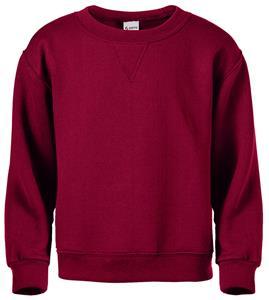 Soffe Juvenile Youth Classic Crew Sweatshirt J9001 B9001