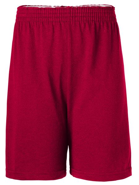 Soffe Youth Heavy Cotton Polyester Boys Shorts