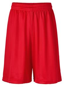 Soffe Youth Nylon Mini-Mesh Fitness Shorts