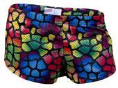 Soffe Junior Reptile Print Beach Volleyball Shorts
