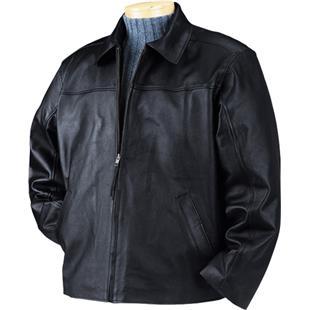 Burk's Bay Napa Driving Leather Jacket