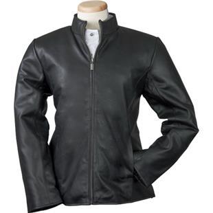 Burk's Bay Ladies' Premium Lamb Leather Jacket