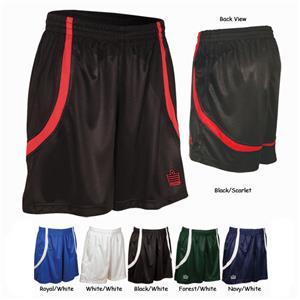 Admiral Women's Genoa Soccer Shorts - Closeout