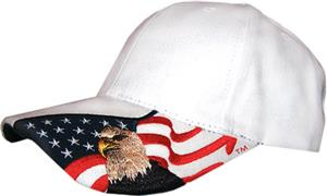 """ROCKPOINT """"The American"""" Cap. Embroidery is available on this item."""