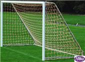 All Goals 5'x10' U-6 Round Aluminum Soccer Goals