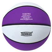 Tachikara Regulation 2-Color Rubber Basketballs