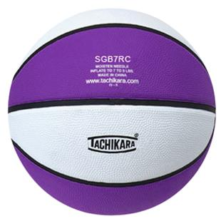 Tachikara Regulation 2-Color Rubber Basketballs