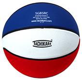 Tachikara Junior Tri-Color Rubber Basketball