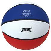 Tachikara Regulation Tri-Color Rubber Basketballs