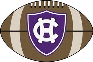 Fan Mats Holy Cross Football Mat