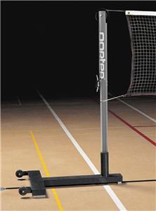 Porter Portable Badminton End Standards Pair
