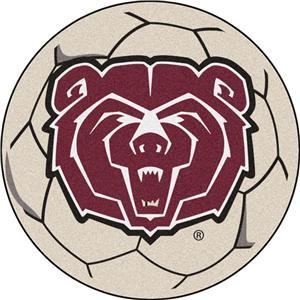 Fan Mats Missouri State Soccer Ball