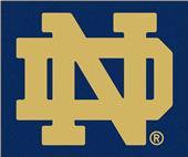 Fan Mats Notre Dame Starter Mat