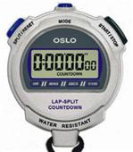 Gill Athletics Robic Silver 2.0 Stopwatch