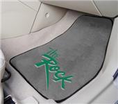Fan Mats Slippery Rock Univ Carpet Car Mats (set)