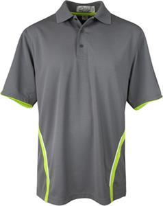 TRI MOUNTAIN Groove Polyester Mesh Golf Shirt