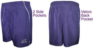 Kelme Brushed Polyester Coaches Shorts-Closeout