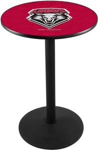 Holland Univ of New Mexico Round Base Pub Table