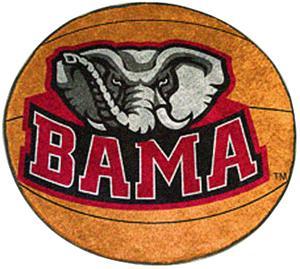 Fan Mats University Of Alabama Basketball Mat Fan Gear