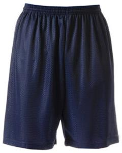 "A4 11"" Adult Utility Mesh Shorts"