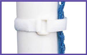 Champion Sports Velcro Net Fasteners