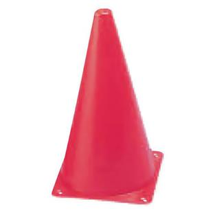 "Champion Sports Hi Fluorescent 9"" Poly Cones"