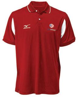 mizuno usa volleyball shirt logos