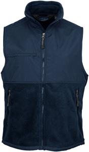 TRI MOUNTAIN Surveyor Panda Fleece Vest
