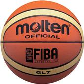 Molten FIBA Official Size 7 & 6 Leather Basketball
