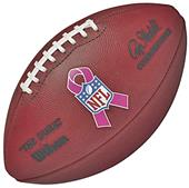 Wilson Duke WTF1100 BCRF NFL Leather Game Football