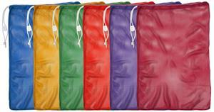 "Champion Sports Mesh Equipment Bag Set (24"" x 36"")"