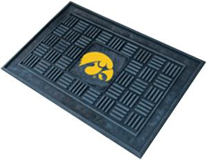 Fan Mats University of Iowa Door Mat