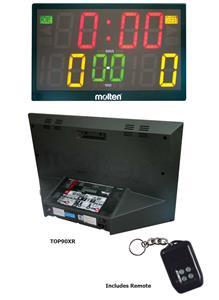 Molten Deluxe Multi-Sport Timer w/Wireless Remote