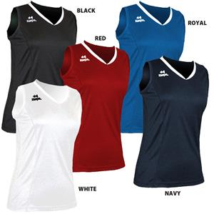 Kaepa Womens 8867 Lineshot Volleyball Jerseys Co