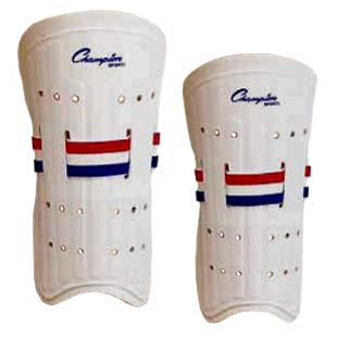 Champion Sports Plastic Shinguards (PAIRS)
