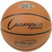 Champion Sports Intermediate Rubber Basketballs