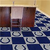 Fan Mats NFL Indianapolis Colts Carpet Tiles