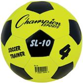 Champion Sports Trainer Soccer Ball - Size 4