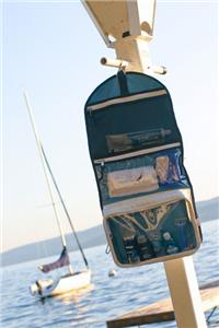 Sailorbags Sailcloth Hanging Dopp Toiletries Kit
