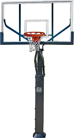 Gared Elite Pro I Adjustable Basketball System
