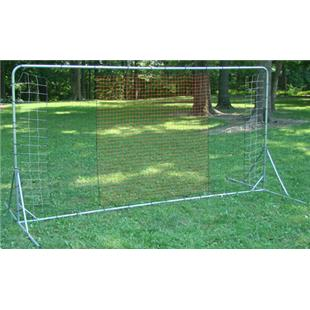 porter flat faced soccer goal 8 x 24 closeout epic sports